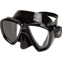 Diving mask Bare Duo B Black - 1