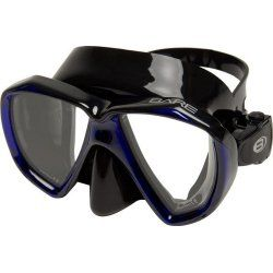 Diving mask Bare Duo B Blue