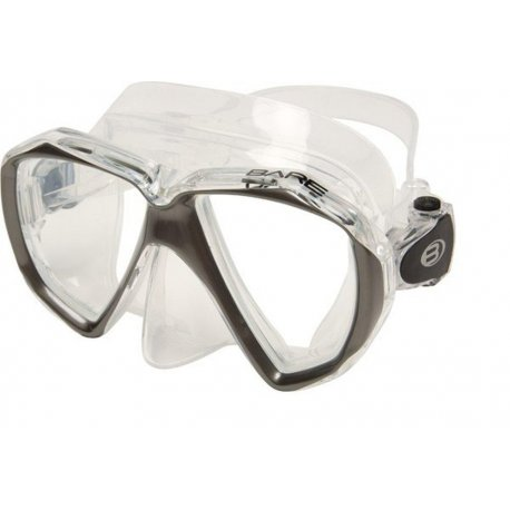 Diving - Diving mask Bare Duo C Titanium