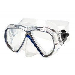 Diving mask Bare Duo Compact Blue - 1