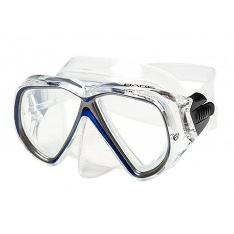 Diving - Diving mask Bare Duo Compact Blue