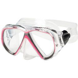 Diving mask Bare Duo Compact Pink - 1