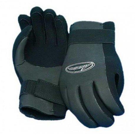 Неопренови ръкавици, боти, чорапи и бонета - Неопренови ръкавици с дълъг пръст Ascan Eskimo