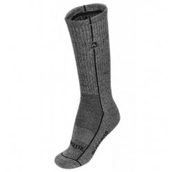 Чорапи Alpine Pro Banff сиви