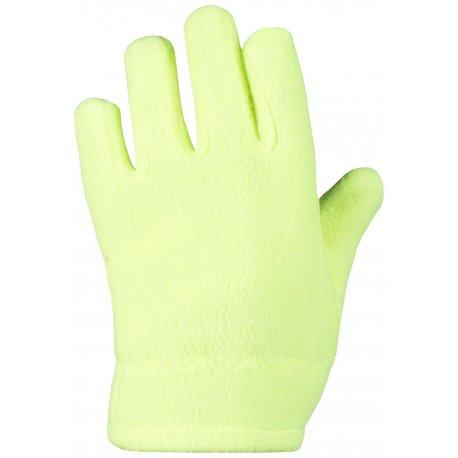 Детски ръкавици полар Alpine Pro Savio зелени - 1