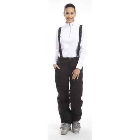 Women's pants Alpine Pro ORAZIO black - 1