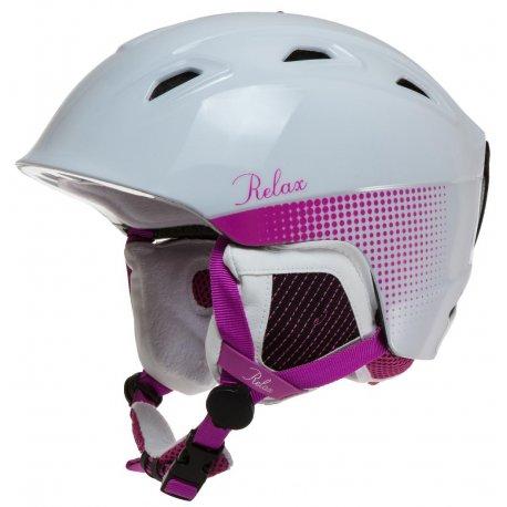 Каска за ски и сноуборд Relax Volcano RH20D - 1