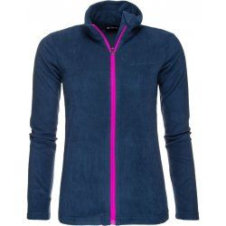 Ladies Fleece Alpine Pro Kiera dark-blue - 1