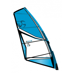 Windsurf sail Loft Sails 4Wave 5.7m2
