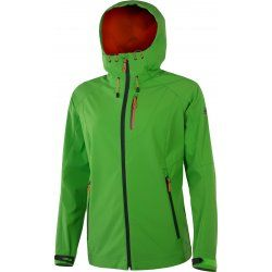Women's Softshell jacket Hannah Casia Poison green