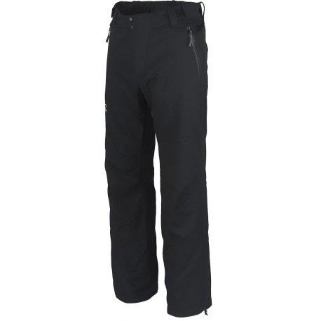 Мъжки панталон за ски и сноуборд Hannah Softshell Clower II Anthracite - 1