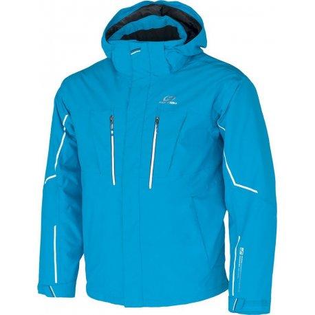 Якета - Мъжко яке за ски и сноуборд Hannah Demo Blue jewel