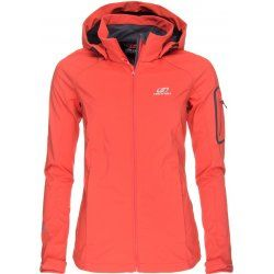 Women's Softshell jacket Hannah Shawn Hot coral