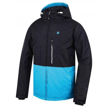 Men's jacket Hannah Shifty Anthracite/Caribbean sea - 1