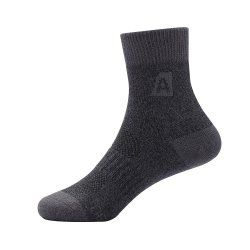 Kid's socks Alpine Pro Rapid 990 black