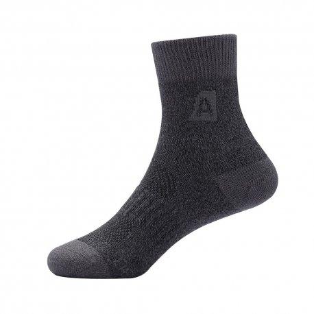 Чорапи детски Alpine Pro Rapid 990 черни - 1