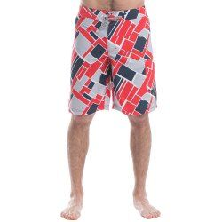 Men's shorts Alpine Pro SEPP 2 red - 1