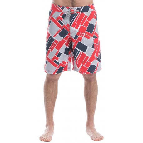 Swimwear - Men's shorts Alpine Pro SEPP 2 red