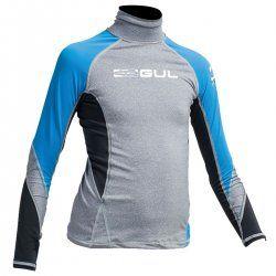 Блуза ликра с пълна ултравиолетова защита GUL детска дълъг ръкав Rashguard MRCP