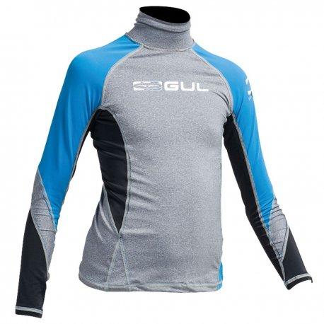 Блуза ликра с UV защита GUL детска дълъг ръкав MRCP - 1