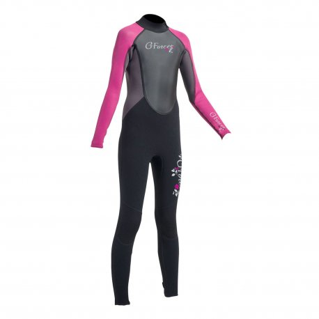Wetsuit kids GUL 3mm G-Force BKPI - 1