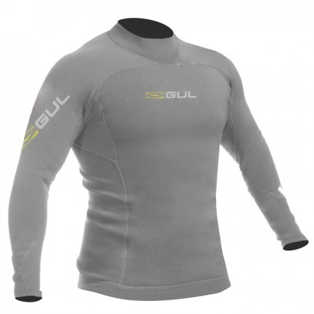 Wetsuits - Chillguard Rashguard GUL Profile 0.5mm Thermo Top