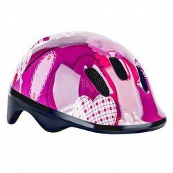 Kid's helmet Spokey Hearts