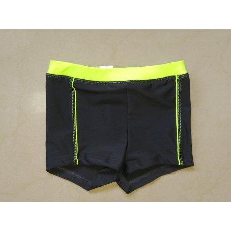 Swimming suit Prestige 0028 yellow - 1