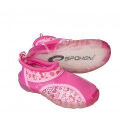 Плажни обувки детски Spokey Roza