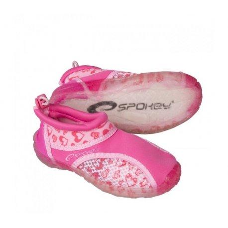 Плажни обувки детски Spokey Roza - 1