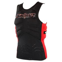 Impact Vest Soöruz Kitevest LOOP Red