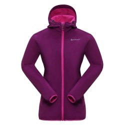 Women's softshell jacket Nootkа 826