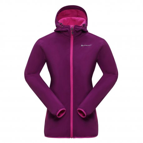 Women's softshell jacket Nootkа 826 - 1