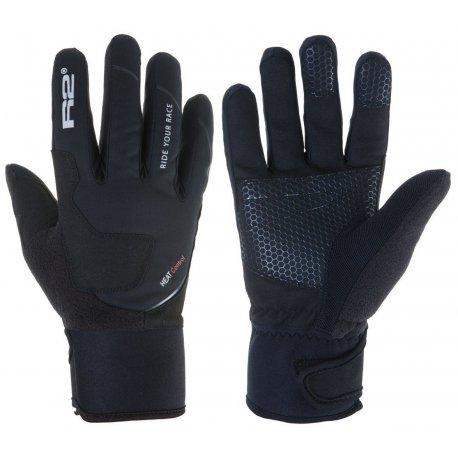 Ръкавици Relax Softshell Blizzard ATR03A черни - 1