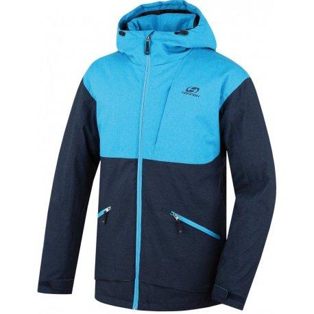 Мъжко яке за ски и сноуборд Hannah Starter Jewel mel/blue mel - 1