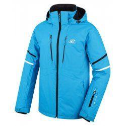 Мъжко яке за ски и сноуборд Hannah Riggs Blue jewel