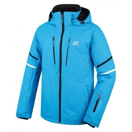 Мъжко яке за ски и сноуборд Hannah Riggs Blue jewel - 1