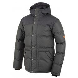 Men's jacket Hannah Slasher Black mel/peat