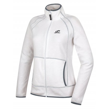 Ladies Fleece Hannah Rozeeta II bright white - 1