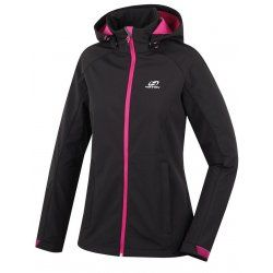 Women's Softshell jacket Hannah Elle Anthracite