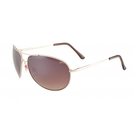 Sunglasses Relax Barbada R2220A gold - 1