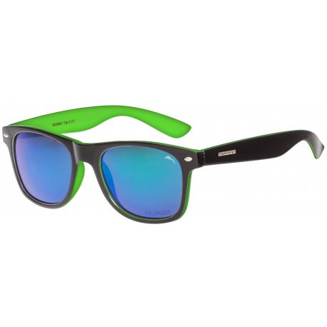 Sunglasses Relax Chau R2284C black matt - 1
