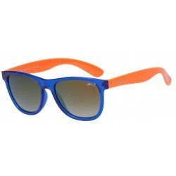Kids sunglasses Relax Kili R3069A blue shiny