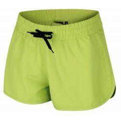 Дамски къс панталон Hannah Saloni Lime punch