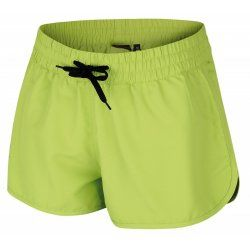 Бански и бордшорти - Дамски къс панталон Hannah Saloni Lime punch