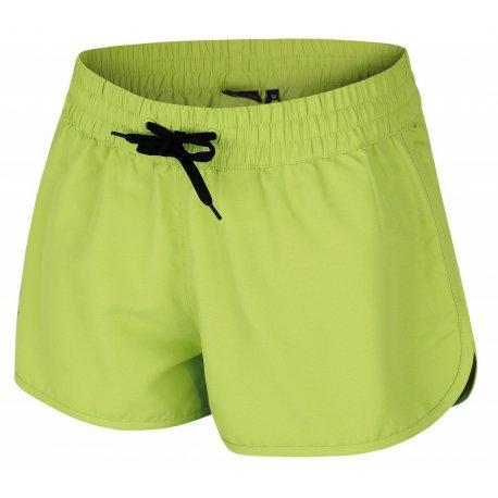 Дамски къс панталон Hannah Saloni Lime punch - 1