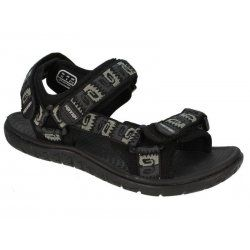 Sandals Hannah Strap Anthracite