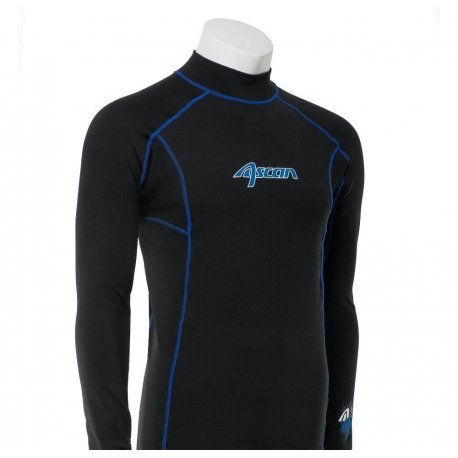 Блуза чилгард мъжка Ascan Thermoshirt - 1