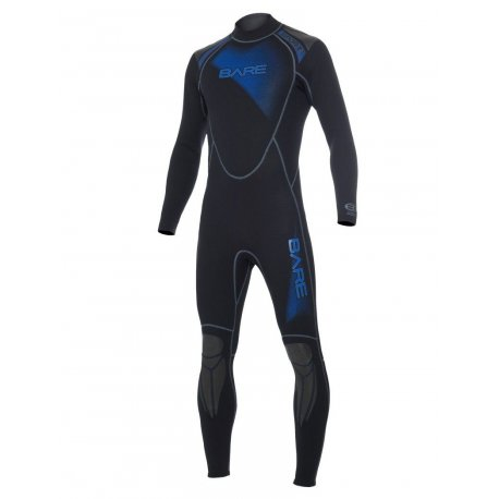 Wetsuits - Wetsuit men's Bare Sport Full