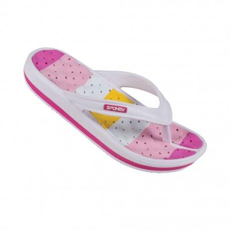 Slippers Spokey Medusa pink - 1